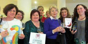 Sveva Casati Modignani e le Donne del Vino del Friuli Venezia Giulia