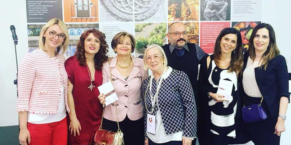 Vinitaly 2016: presentazione del libro di Maria Cristina Sarò