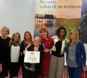 Donne del vino Delegazione Abruzzo