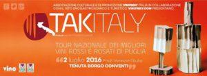 Donne del vino della Puglia Progetto Takitaly