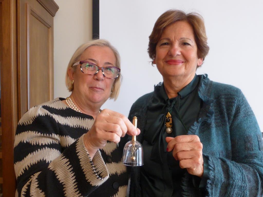 Nuova presidente nazionale delle Donne del Vino