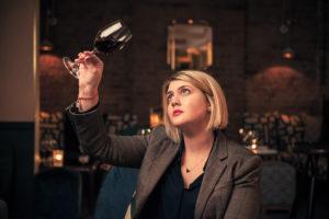 Julia Oudill il mondo del vino al femminile