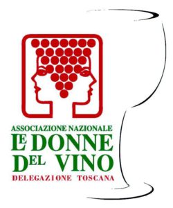 Festa delle Donne del Vino logo prima edizione
