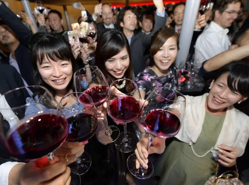 Angelo Gaja, il Giappone, le donne e il vino