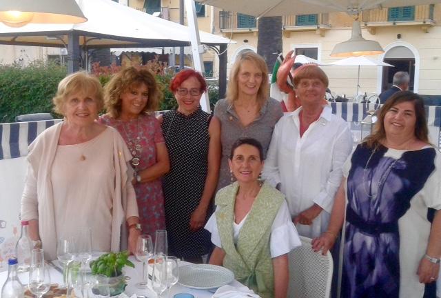 A cena con le donne del vino di Liguria e Piemonte