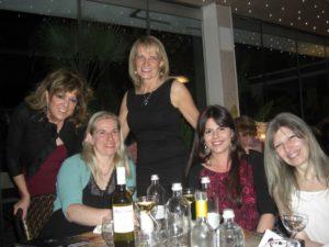 A cena con le Donne del vino
