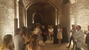 """Le cantine Bosca hanno ospitato la presentazione dei """"Percorsi DiVini"""""""