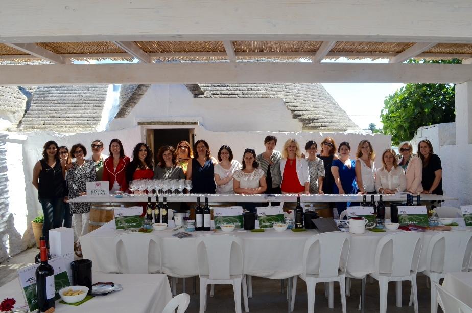 Una Puglia del vino al femminile a Radici del Sud