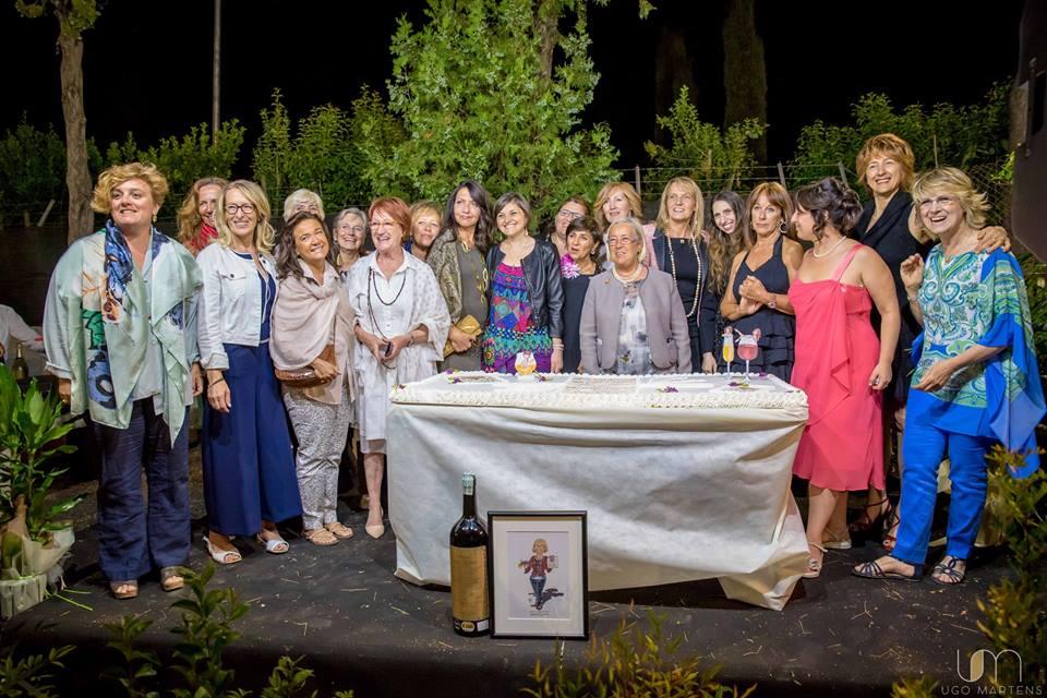 Priscilla Occhipinti: festa in distilleria per le Donne del vino