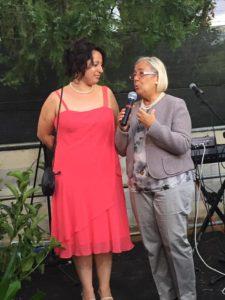 Priscilla Occhipinti e Donatella Cinelli Colombini