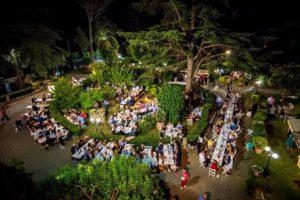 Oltre 500 persone e Donne del Vino alla festa alla distilleria Nannoni