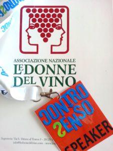 Storytelling del vino al seminario sulla comunicazione dei sapori