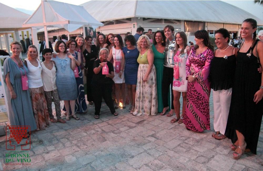 SummerWine, evento delle Donne del Vino della Puglia