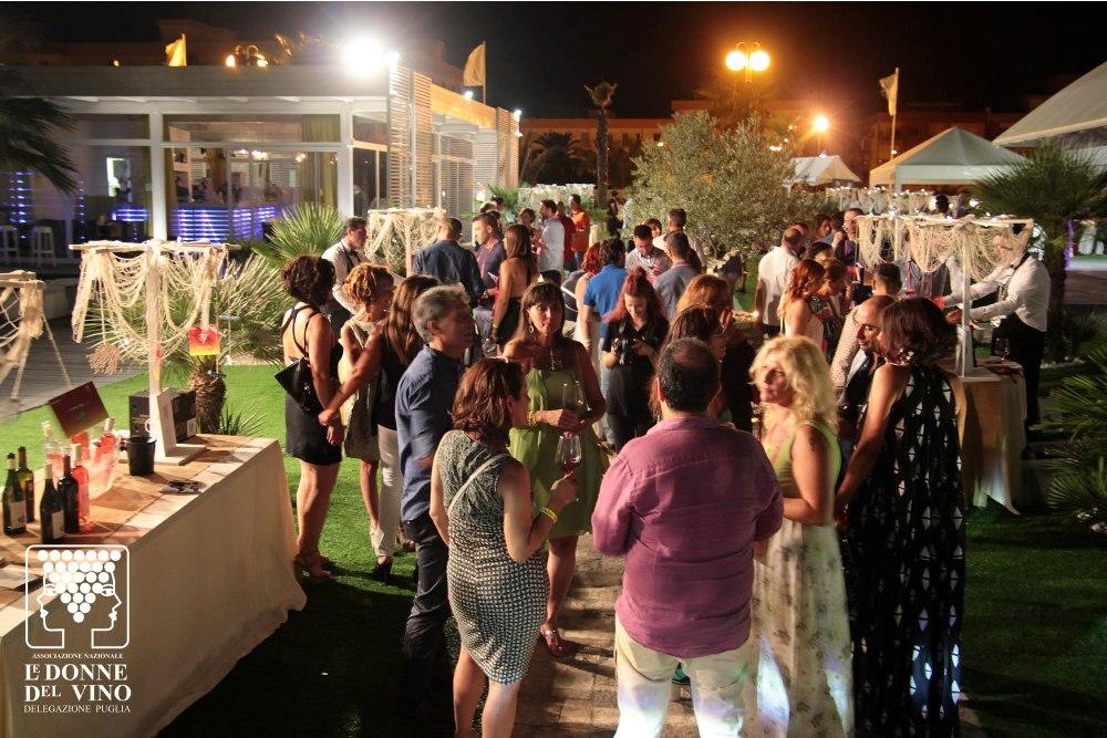 SummerWine, il wine party sulla spiaggia in Puglia