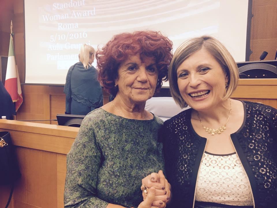 Daniela Mastroberardino vince il Standout Woman Award