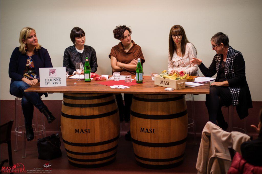 Leadership al femminile, incontro tra le Donne del Vino Veneto