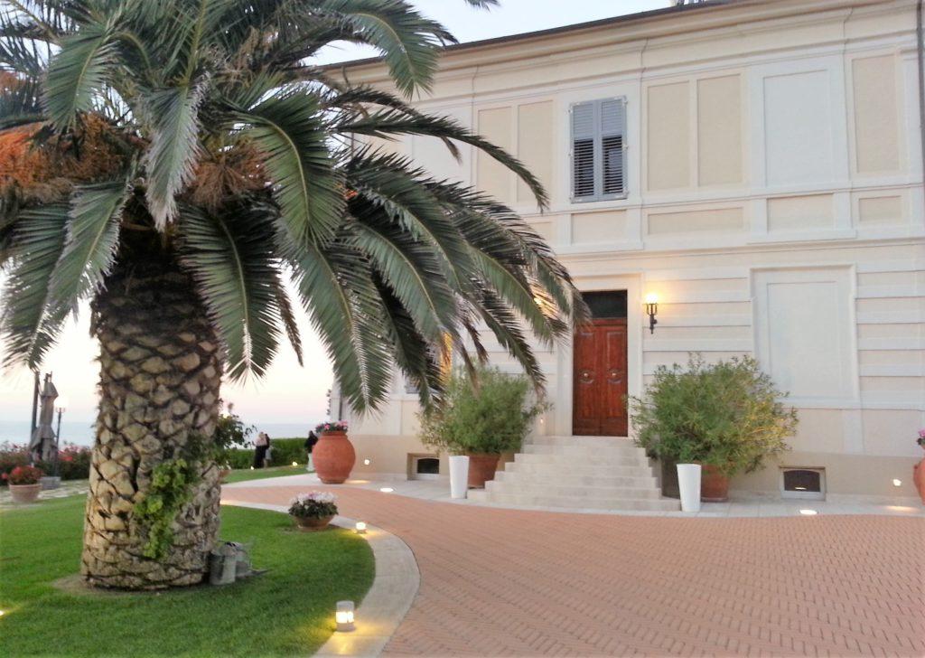 Villa Estea location per matrimoni