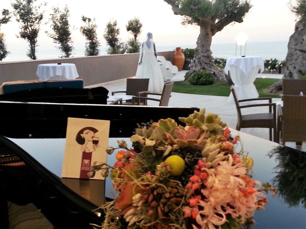 Matrimoni e vini in Abruzzo, evento a Villa Estea