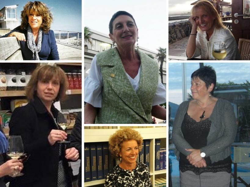 Incontro tra Donne del Vino della Ligura e FIDAPA