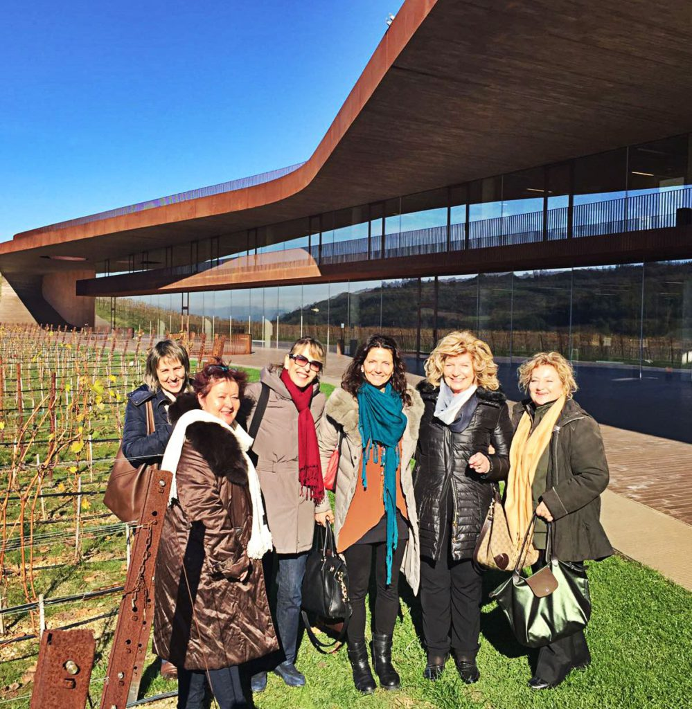 Tour in Toscana: Antinori