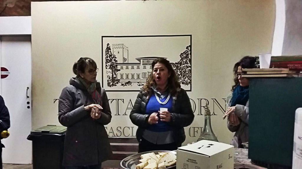 Tour in Toscana: Frantoio del Corno