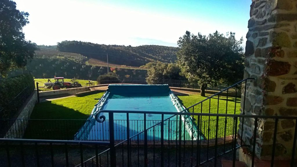 Tour in Toscana: B&B Le Ragnaie