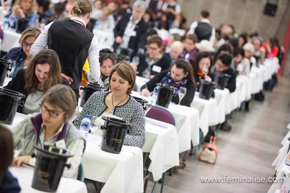 Féminalise 2017: concorso internazionale di vini