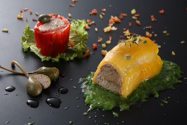 Liguria in tavola: peperone ripieno