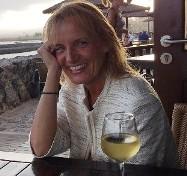 Cinzia Tosetti Sommelier della Liguria