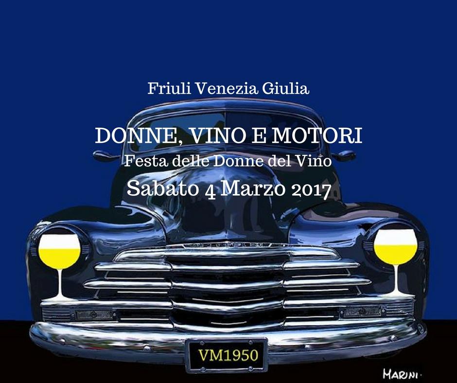 Festa delle Donne del vino 2017 in Friuli