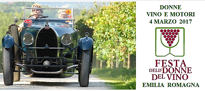 Festa delle Donne del vino in Emilia Romagna