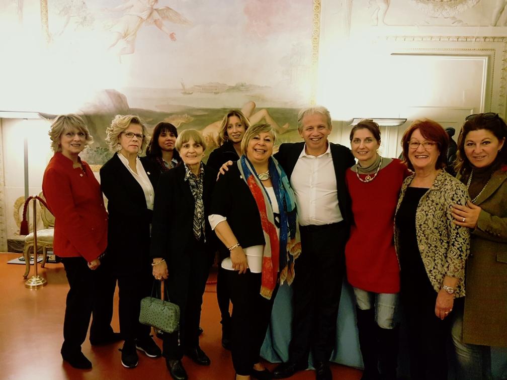 Festa delle Donne del vino 2017 in Toscana