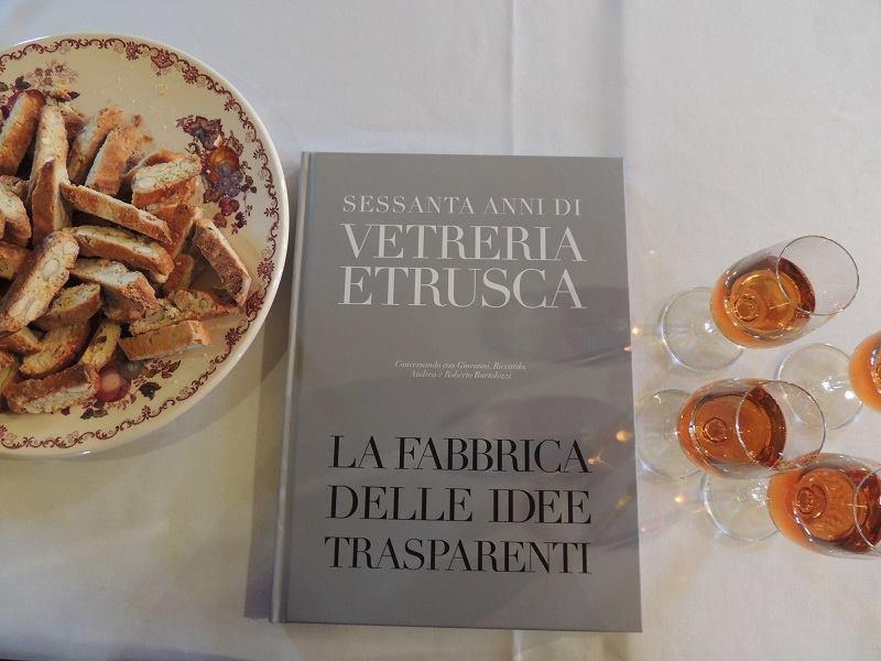 La storia della Vetreria Etrusca