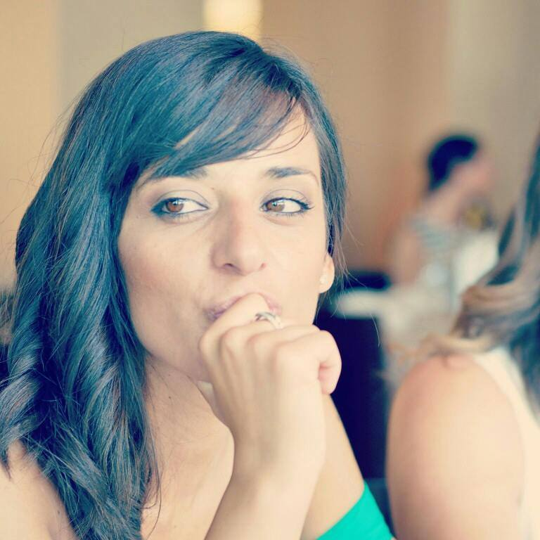 Serena Trolla, sommelier in Abruzzo