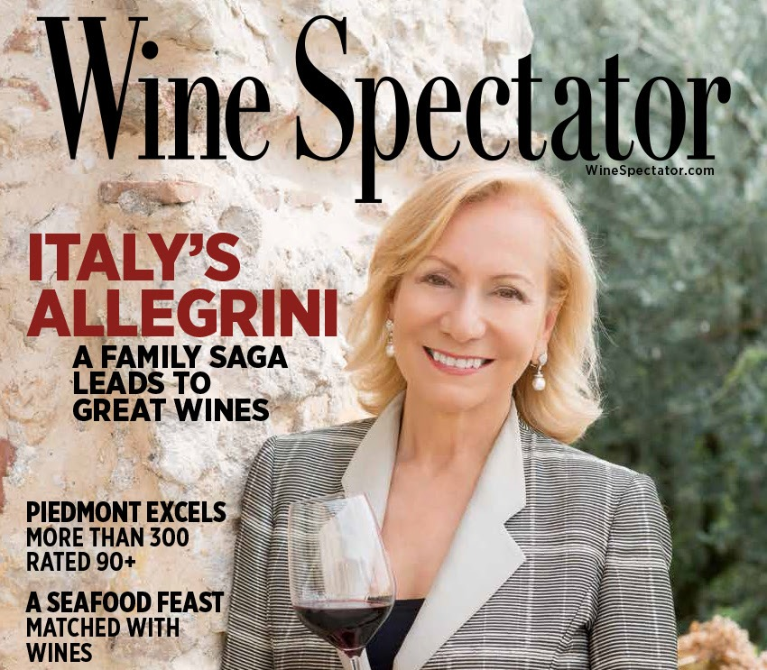Marilisa Allegrini, donna del vino su Wine Spectator