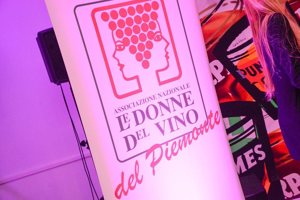 Donne del Vino del Piemonte alla Cena a dieci mani