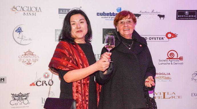 Donne del vino del Piemonte e progetti di solidarietà