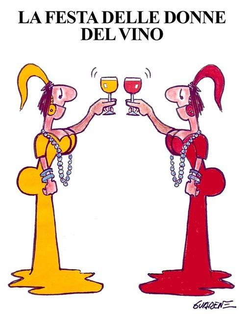 Prima festa delle donne del vino, un successo