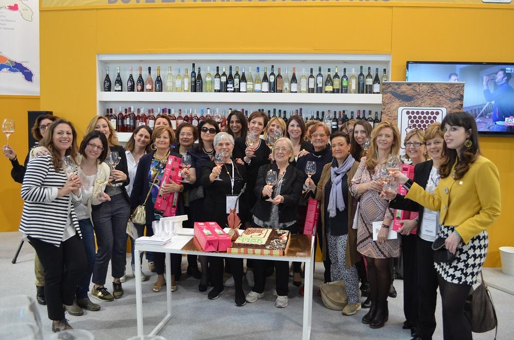 Donne del Vino a Vinitaly: focus su 24 vitigni rari