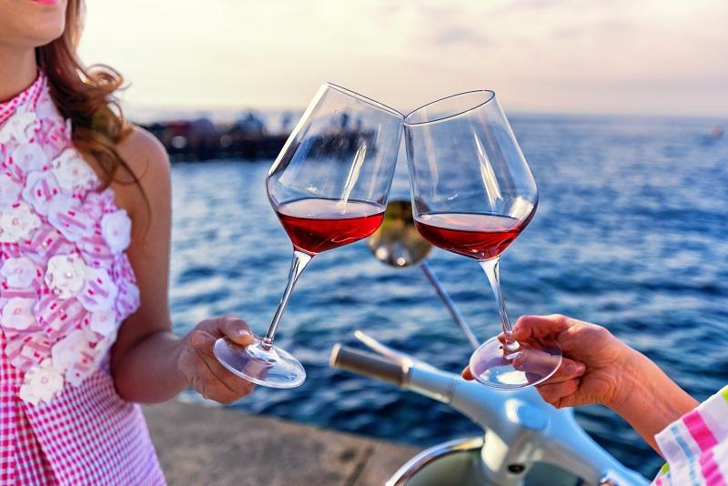 Sorrento Rosé: il 13 e 14 maggio il primo festival dei vini rosati