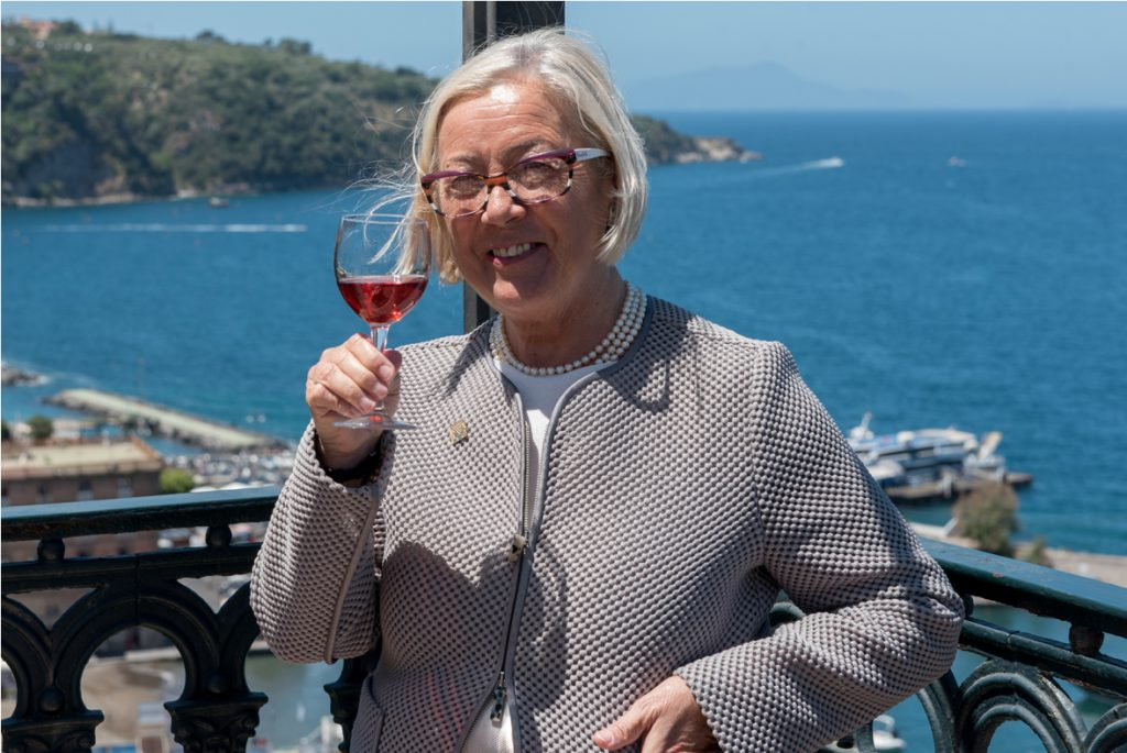 Sorrento Rosé: Donatella Cinelli Colombini