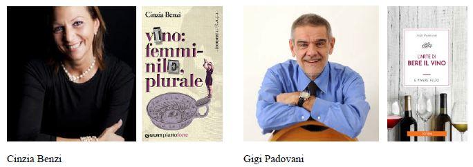 Vino e libri al Salone del Libro di Torino