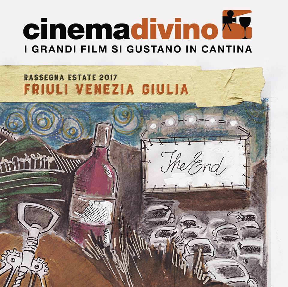 Cinemadivino in Friuli: Cinema e vino