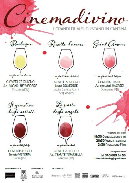 Cinemadivino 2017