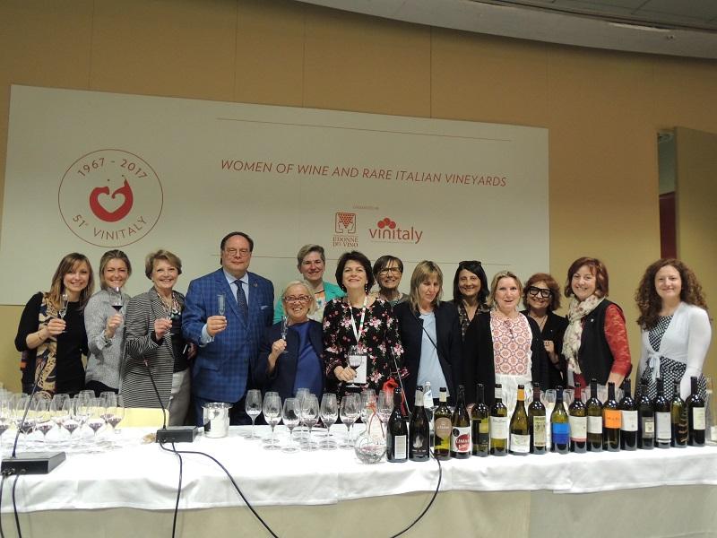 Le Donne del Vino a Vinitaly 2017: rassegna stampa