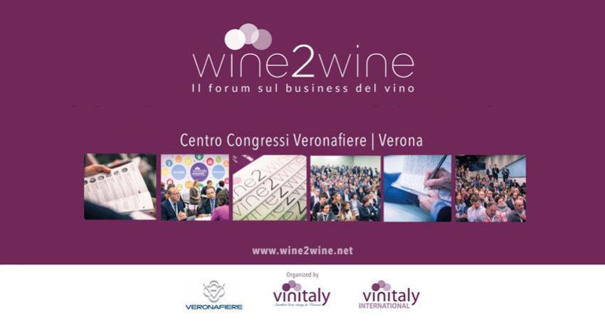 <strong>Wine2Wine &#8211; Verona</strong><BR> Convegno delle Donne del Vino &#8220;Lei non sa chi non sono io: gli errori da evitare nella presentazione di un brand&#8221; Lavinia Furlani e Andrea Pozzan