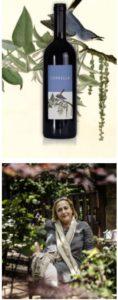 Loredana Matrone ed il suo vino