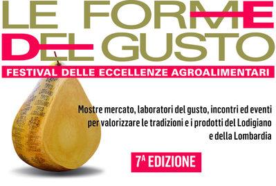 Le forme del gusto, evento in Lombardia