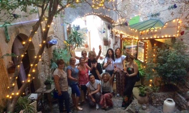 Le donne del vino della Campania con Cinzia Mattioli