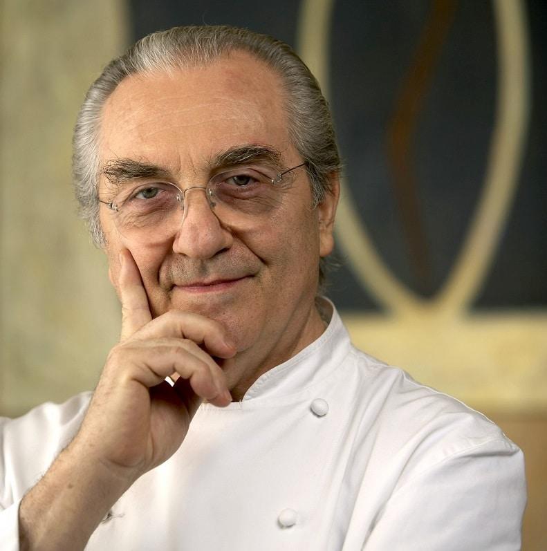 Gualtiero Marchesi, personaggio dell'anno